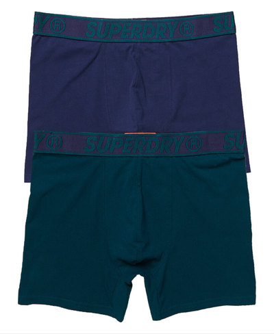 Organic Cotton Classic Boxer Double Pack