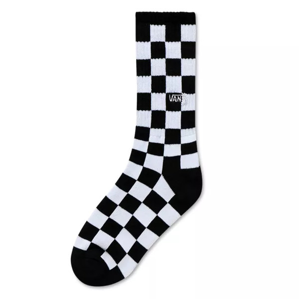 Boys Checkerboard Crew Sock