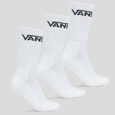 Classic Crew Socks 3 Pair Pack