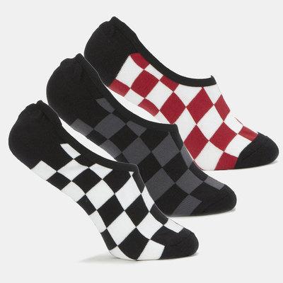Classic Super No Show Socks 3 Pair Pack