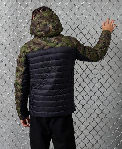 Radar Quilt Fuji Camo Jacket