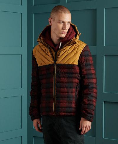 Tweed Mix Fuji Jacket
