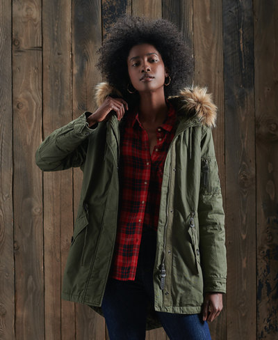 Rookie Parka Coat