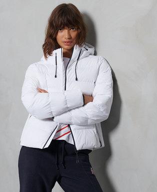 Spirit Sports Puffer Jacket