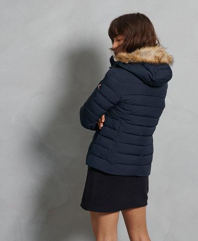 Classic Faux Fur Fuji Jacket