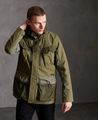 Dressed Code Pocket Jacket