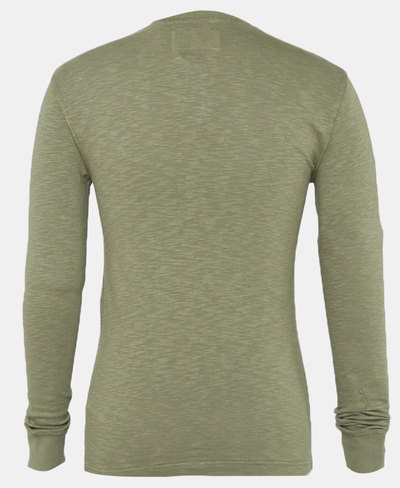 Legacy Long Sleeve Grandad Top