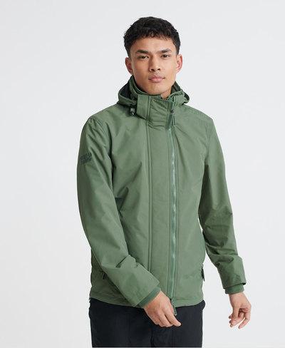 Tech Hood Pop Zip SD-Windcheater Jacket