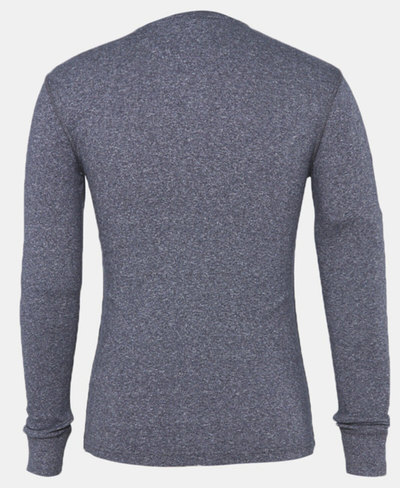 Heritage Long Sleeve Henley Top
