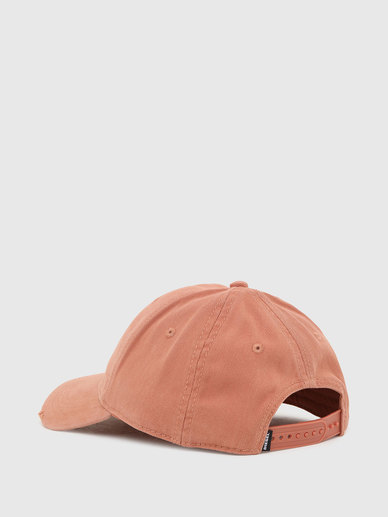Twill Baseball Cap with Mohawk Patch