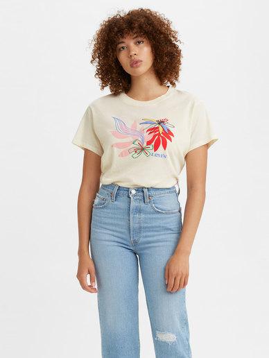 Levi's® Women's Graphic Varsity T-Shirt