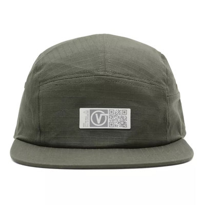 Quick Response 5 Panel Camper Hat