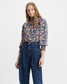 Levi's® Women's Cordelia Long-Sleeve Blouse
