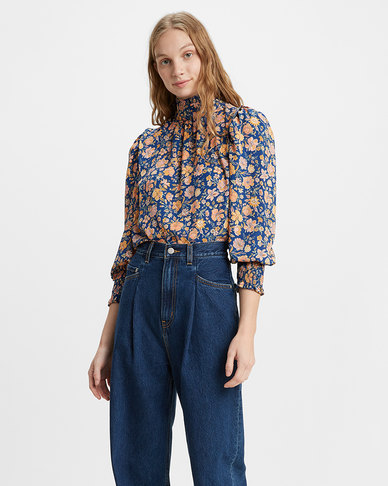 Levi's® Women's Cordelia Long-Sleeve Blouse