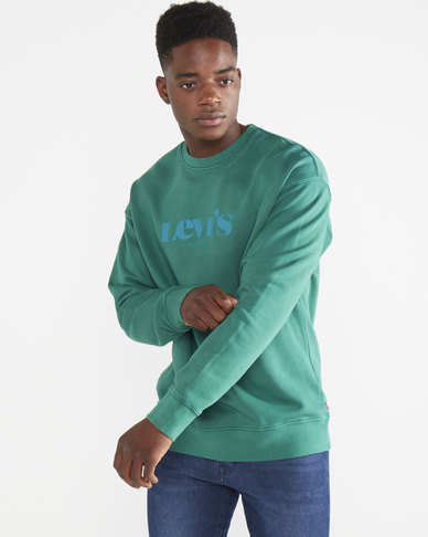 Levi's® Men's Relaxed Graphic Crewneck Sweatshirt