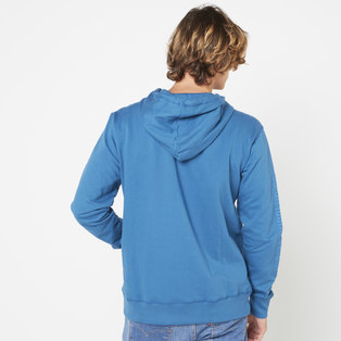LOGO HOODED PULLOVER