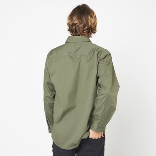 LONG SLEEVE HARDWEARING TWILL WORKSHIRT