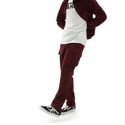 Micro Dazed Cargo Trousers