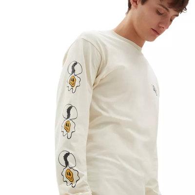 Micro Dazed Egg Long Sleeve T-Shirt