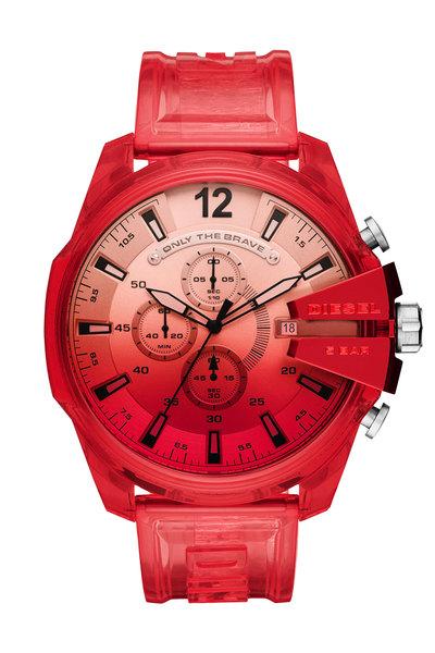 Chronograph Polyurethane Watch