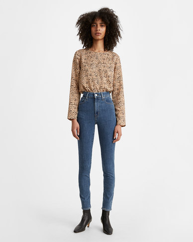 Levi's® Women's 721 High-Waisted Skinny Jeans