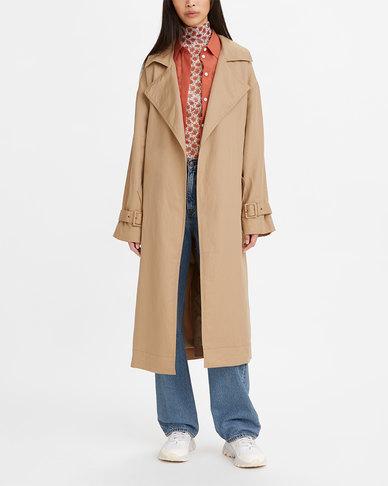 Levi's® Women's Miko Trench Coat