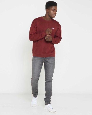Levi's® Men's Relaxed Mockneck Long Sleeve T-Shirt