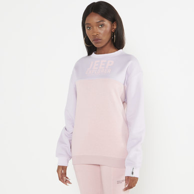 RELAXED LOGO PULLOVER