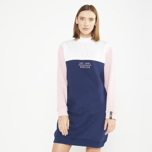 RELAXED SWEAT DRESS