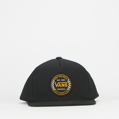 Boys Authentic Checkered Snapback Hat