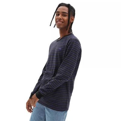 Vans Micro Stripe Long Sleeve T-Shirt
