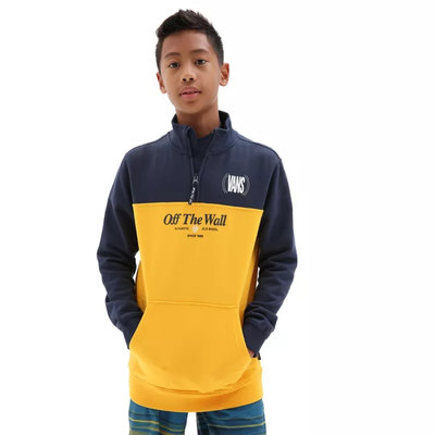 Boys Frequency Quarter Zip Pullover