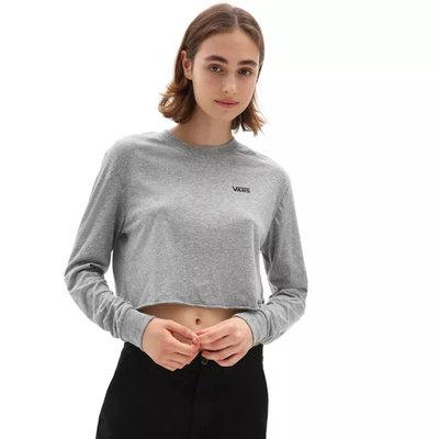 Vans X Surf Supply Crop Long Sleeve T-Shirt