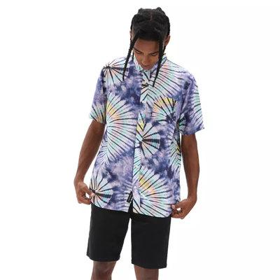 New Age Tie Dye Buttondown Shirt