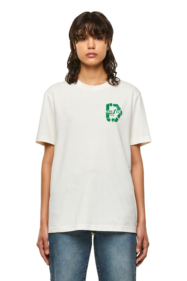 Green Label T-shirt with print