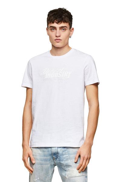 T-shirt with Diesel Industry Team print