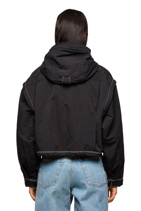 Green Label convertible jacket