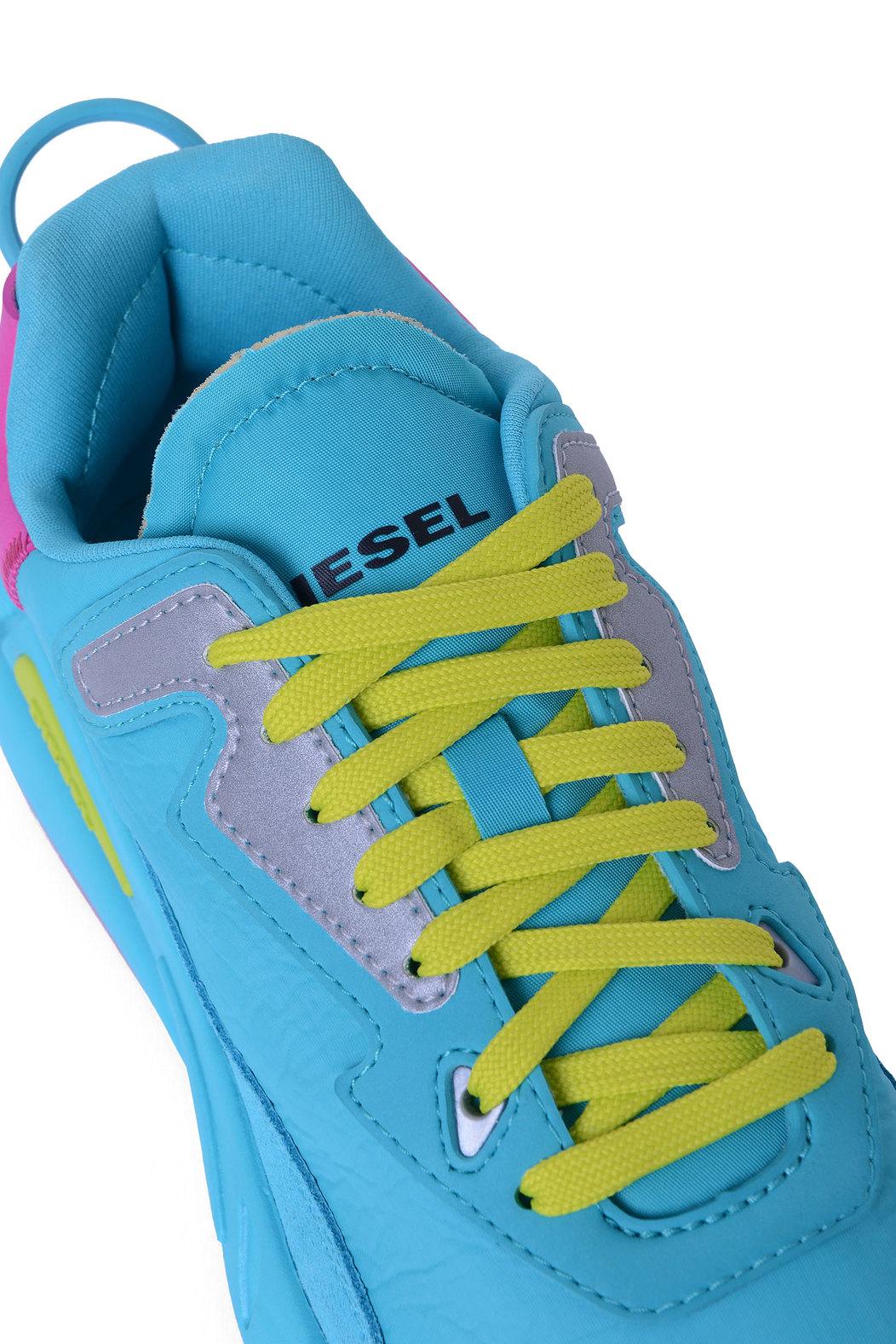 Sneakers in ruffled nylon