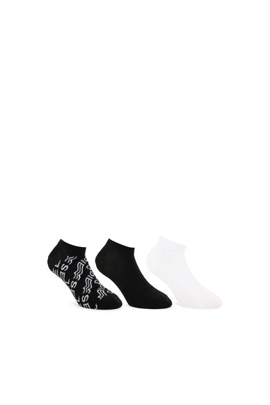 logo low-cut socks - 3 Pack