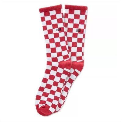 Checkerboard Crew II Socks (1 Pair)