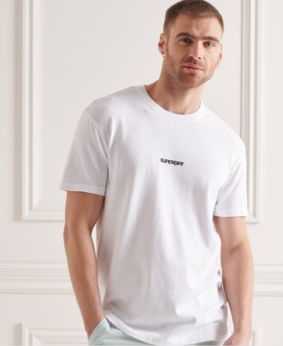 Micro Logo Box Fit T-Shirt