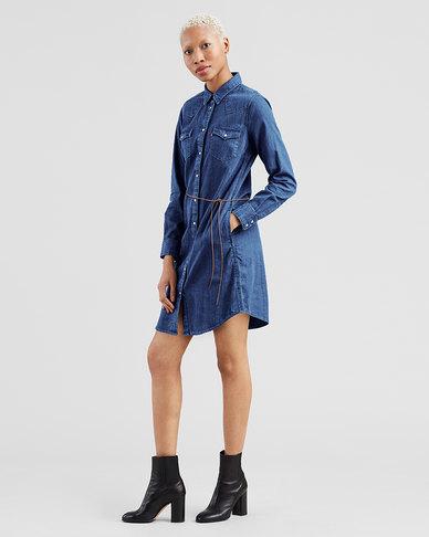 Levi's® Women's Ultimate Western Dress