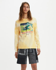 Levi's® Men's Graphic Long Sleeve T-Shirt