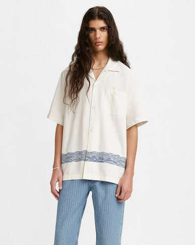 Levi's® Made & Crafted® Relaxed Camp Shirt