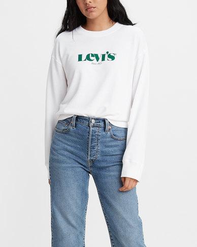 Levi's® Women's Standard Crewneck Sweatshirt