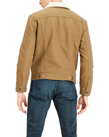 Levi's® Men's Sherpa Trucker Jacket
