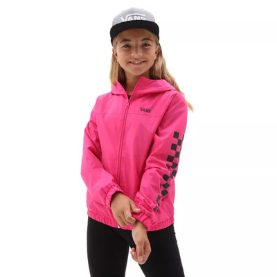 Girls Kastle Classic Windbreaker Jacket (8-14 Years)