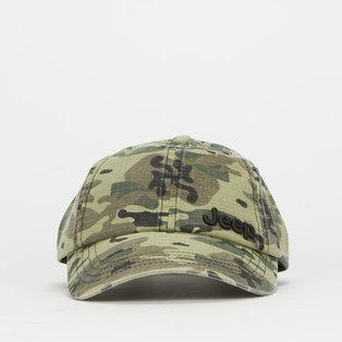 KIDS CAMO PRINT CAP