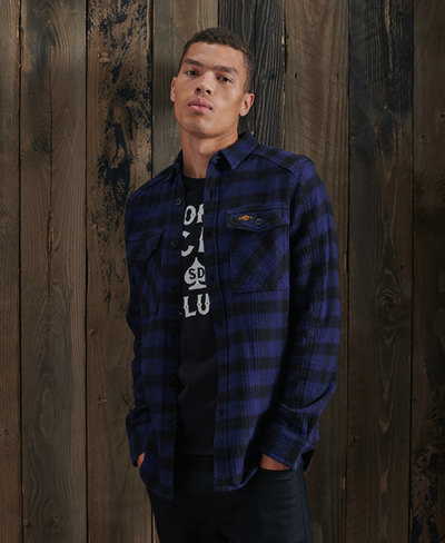 Buffalo Flannel Shirt