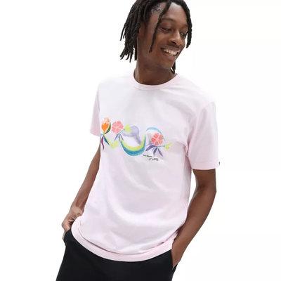 Vans X Chris Johanson Floral T-Shirt
